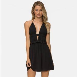 Tavik black little dress